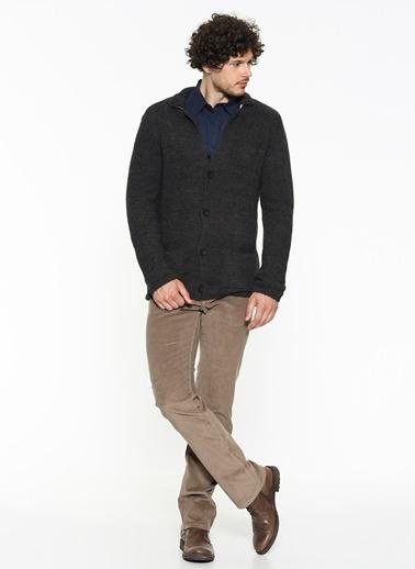 Mavi Ceket Gri